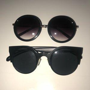 Forever 21 sunglasses bundle